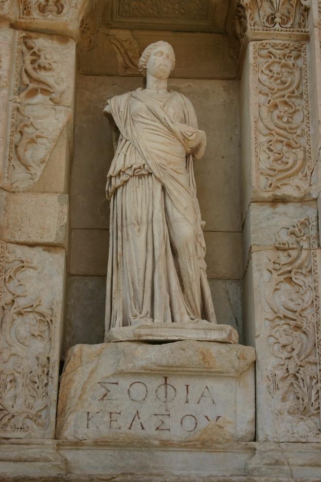 14.25_Sophia_(Wisdom)_in_the_Celsus_Library_in_Ephesus